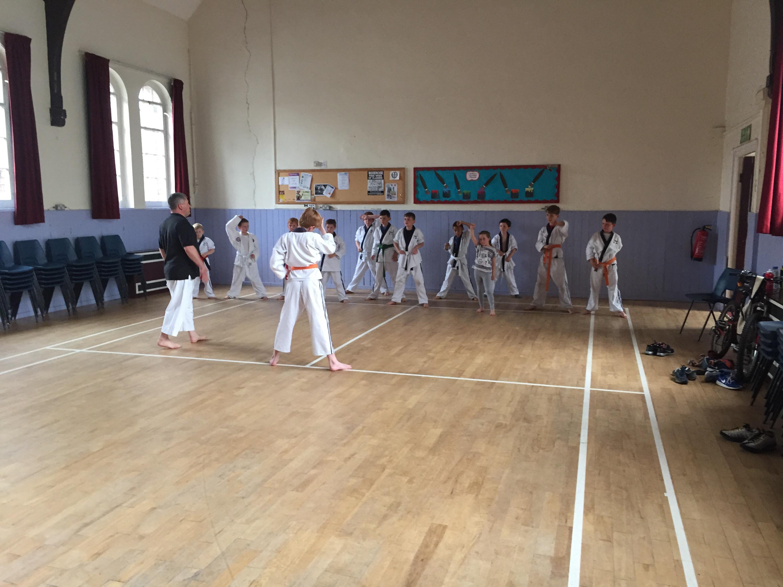 Kids Ju Jitsu Classes