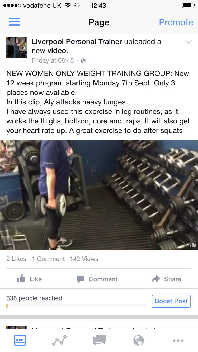 NEW WOMEN ONLY WEIGHT TRAINING GROUP