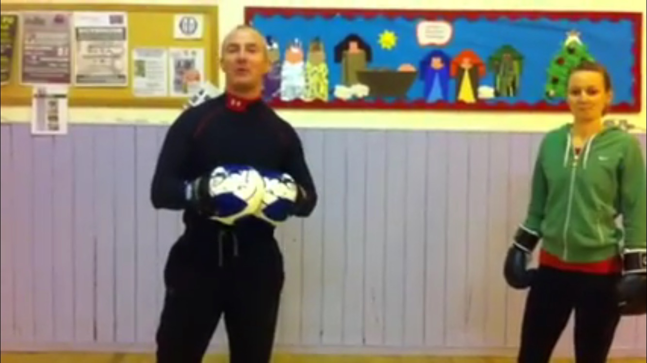 Boxercise combinations on my you tube Channel