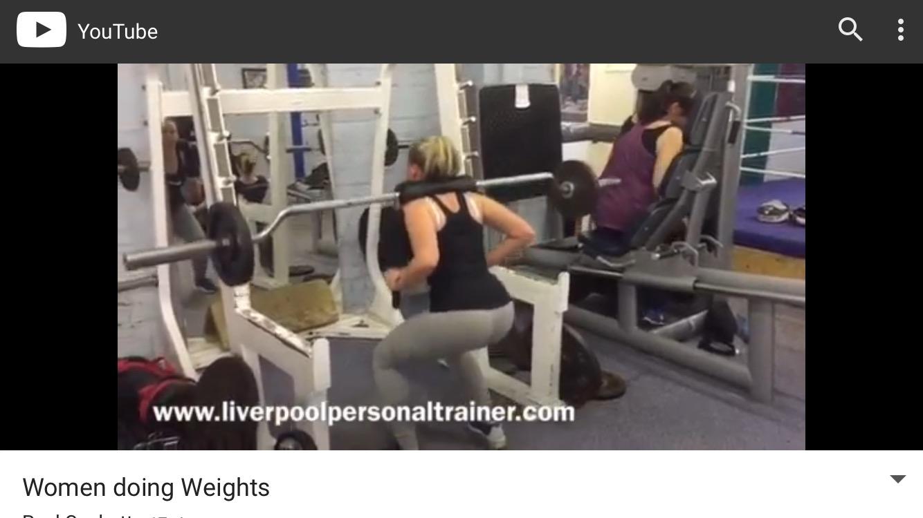 7 benefits of Women doing weight training